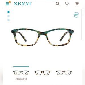 Zenni Malachite Non Perscription Glasses